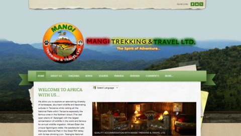 MANGI TREKKING AND TRAVEL